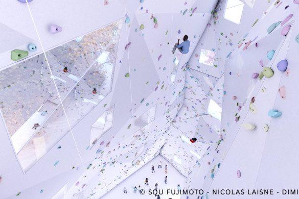 Sou Fujimoto Nicolas Laisné and Dimitri Roussel - Village Vertical - in Grand Paris - IGS Magazine - 6