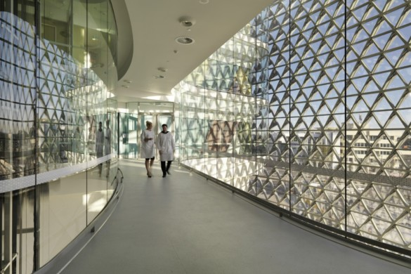 South Australian Health and Medical reserach institute - Woods Bagot - IGS Magazine - 9