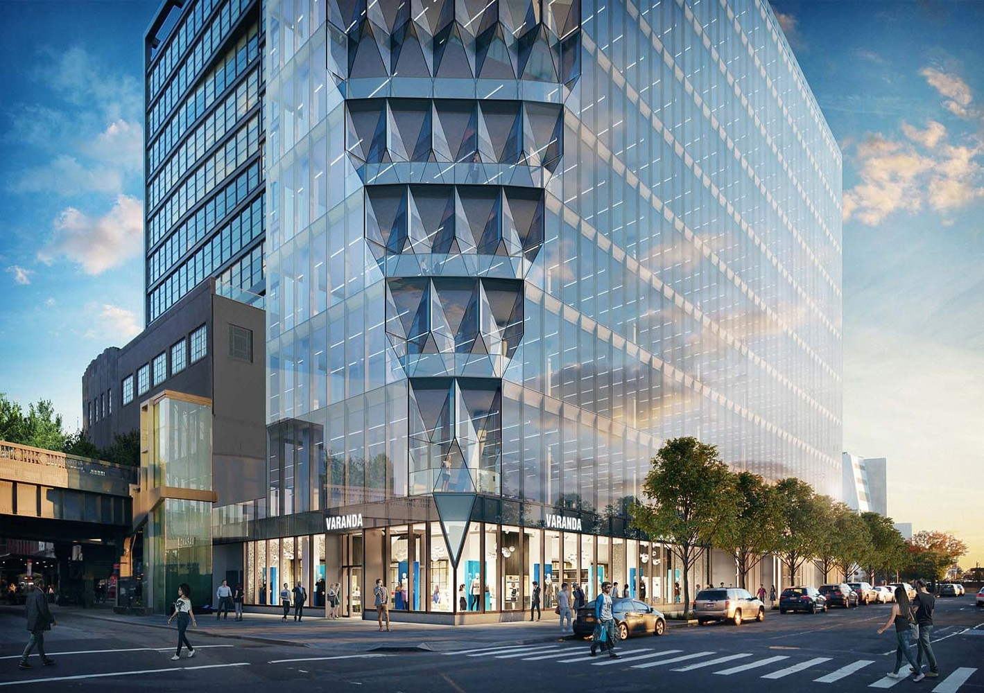 Studio Gang's Solar Carve Tower Tops Out in New York City - IGS Magazine - Architecture - 1