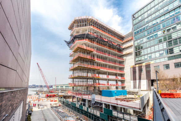 Studio Gang's Solar Carve Tower Tops Out in New York City - IGS Magazine - Architecture -5