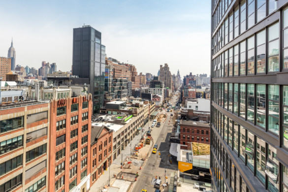 Studio Gang's Solar Carve Tower Tops Out in New York City - IGS Magazine - Architecture -8