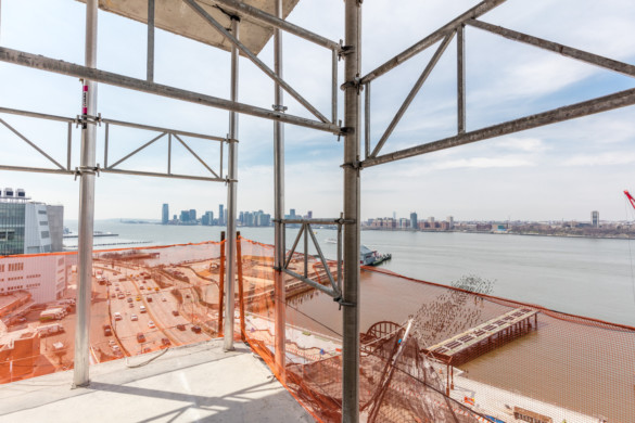 Studio Gang's Solar Carve Tower Tops Out in New York City - IGS Magazine - Architecture -9