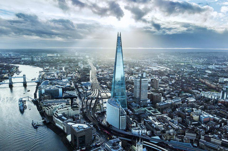 The Shard- Renzo Piano -London-IGS Magazine