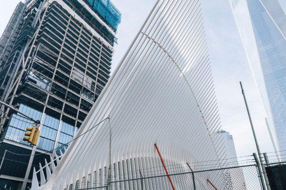 World Trade Center Transportation Hub- Santiago Calatrava - IGS Magazine - 13
