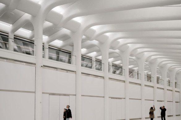 World Trade Center Transportation Hub- Santiago Calatrava - IGS Magazine - 15