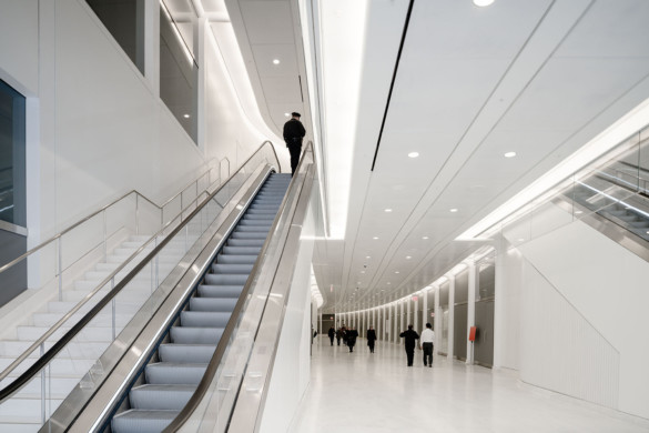 World Trade Center Transportation Hub- Santiago Calatrava - IGS Magazine - 17
