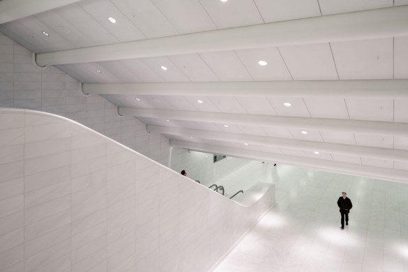 World Trade Center Transportation Hub   Santiago Calatrava