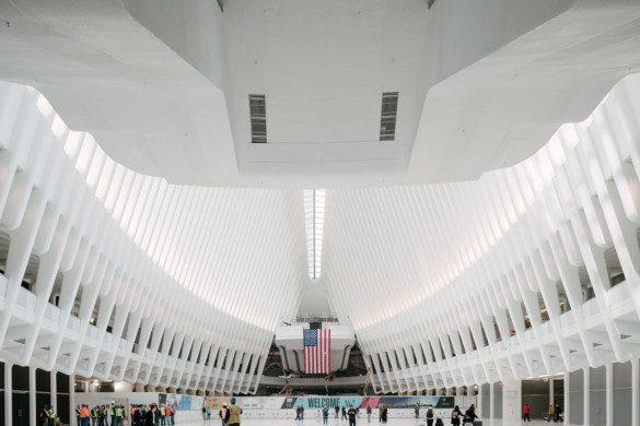 World Trade Center Transportation Hub- Santiago Calatrava - IGS Magazine - 19