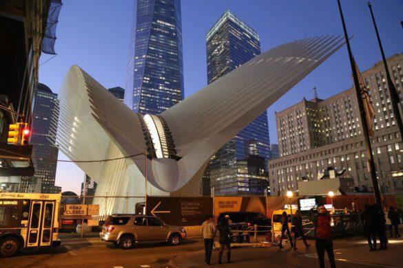 World Trade Center Transportation Hub- Santiago Calatrava - IGS Magazine - 21