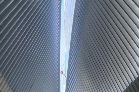 World Trade Center Transportation Hub- Santiago Calatrava - IGS Magazine - 24