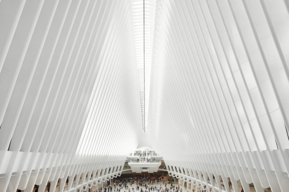 World Trade Center Transportation Hub- Santiago Calatrava - IGS Magazine - 26