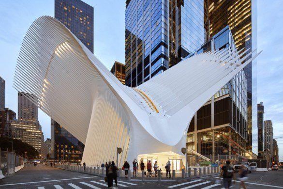 World Trade Center Transportation Hub- Santiago Calatrava - IGS Magazine - 27
