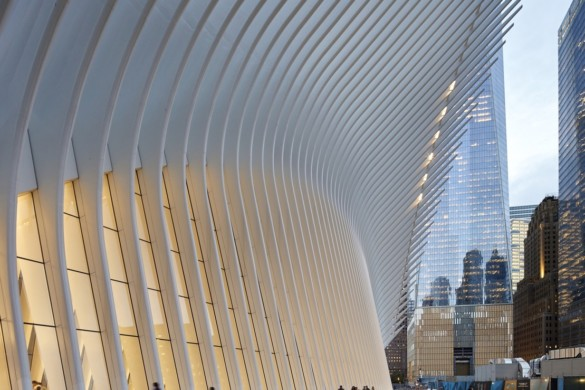 World Trade Center Transportation Hub- Santiago Calatrava - IGS Magazine - 28
