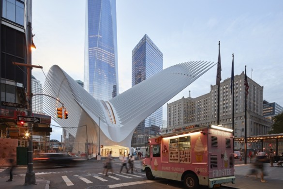 World Trade Center Transportation Hub- Santiago Calatrava - IGS Magazine - 29