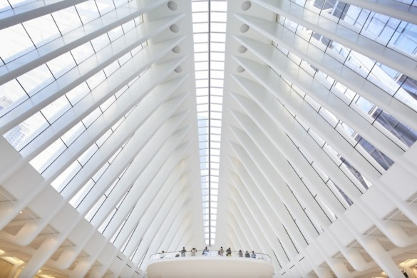 World Trade Center Transportation Hub- Santiago Calatrava - IGS Magazine - 30