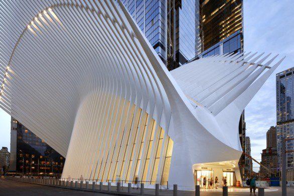 World Trade Center Transportation Hub- Santiago Calatrava - IGS Magazine - 32