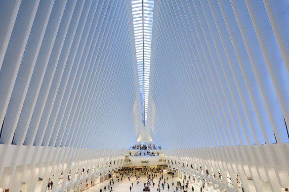 World Trade Center Transportation Hub- Santiago Calatrava - IGS Magazine - 35
