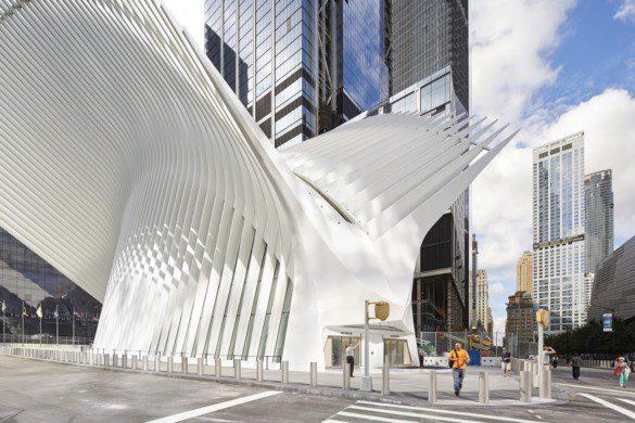World Trade Center Transportation Hub- Santiago Calatrava - IGS Magazine - 52
