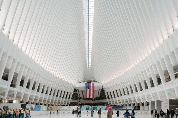 World Trade Center Transportation Hub- Santiago Calatrava - IGS Magazine - 6