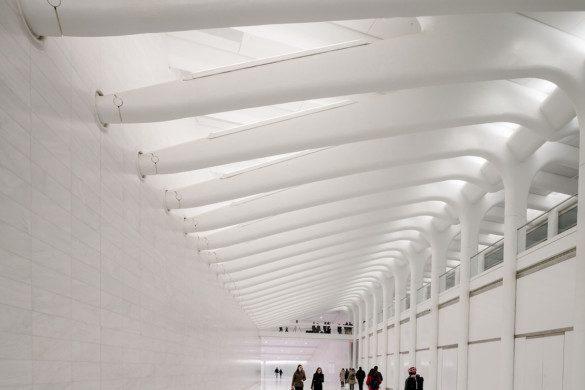 World Trade Center Transportation Hub- Santiago Calatrava - IGS Magazine - 9