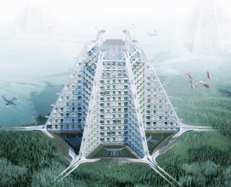 eVolo Announces 2018 Skyscraper Competition Winners - IGS Magazine - Architecture - 18