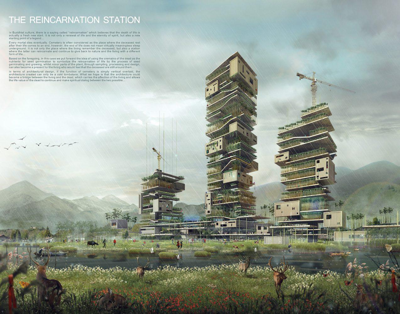 eVolo Announces 2018 Skyscraper Competition Winners - IGS Magazine - Architecture - 26