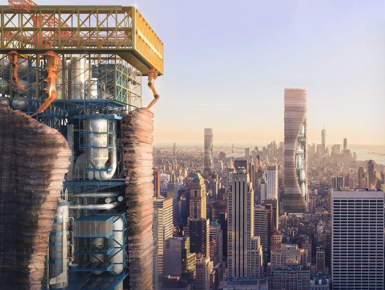 eVolo Announces 2018 Skyscraper Competition Winners - IGS Magazine - Architecture - 27
