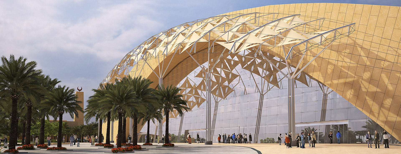 Arriyadh Metro Western Station - Omrania - IGS Magazine - Building envelopes - facades - 3