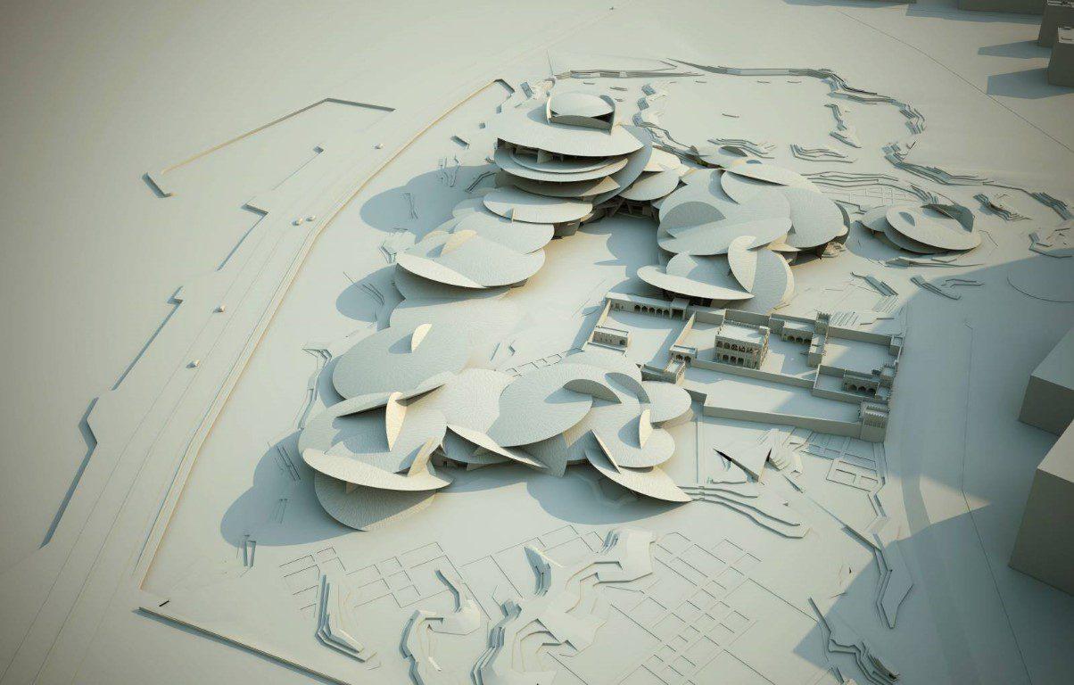 Jean Nouvel's National Museum of Qatar - IGS Magazine - Iwan Baan - 10