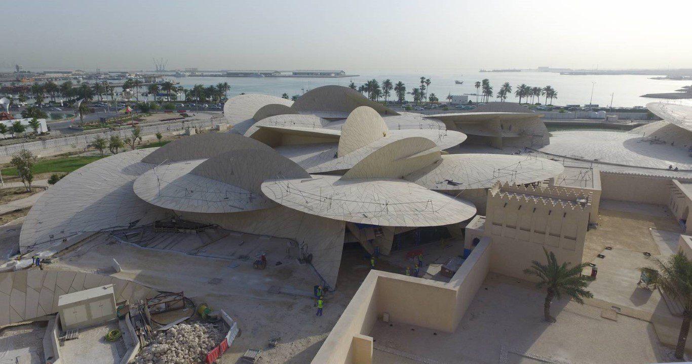 Jean Nouvel's National Museum of Qatar - IGS Magazine - Iwan Baan - 16