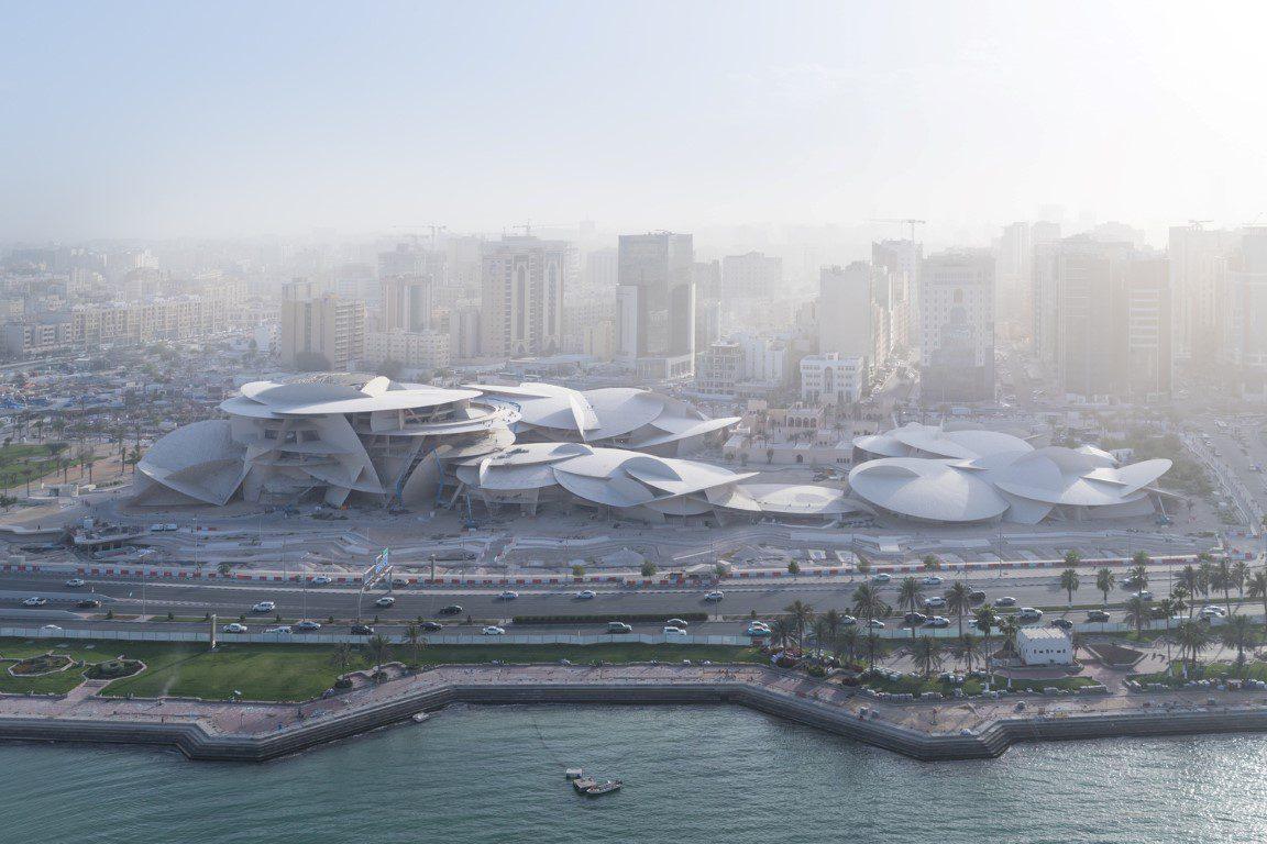 Jean Nouvel's National Museum of Qatar - IGS Magazine - Iwan Baan - 4