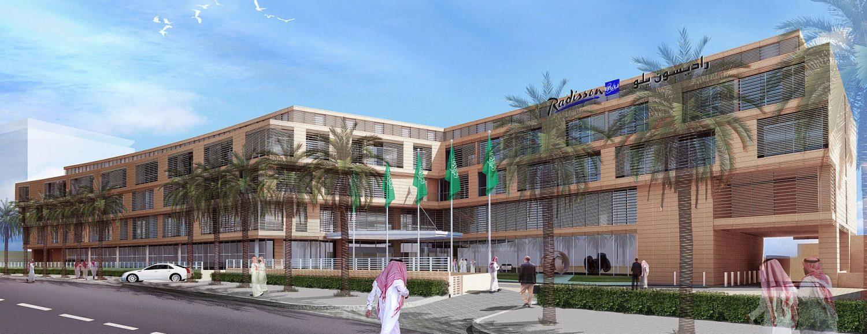 Radisson hotel - Omrania - IGS Magazine - Building envelopes - facades - 2