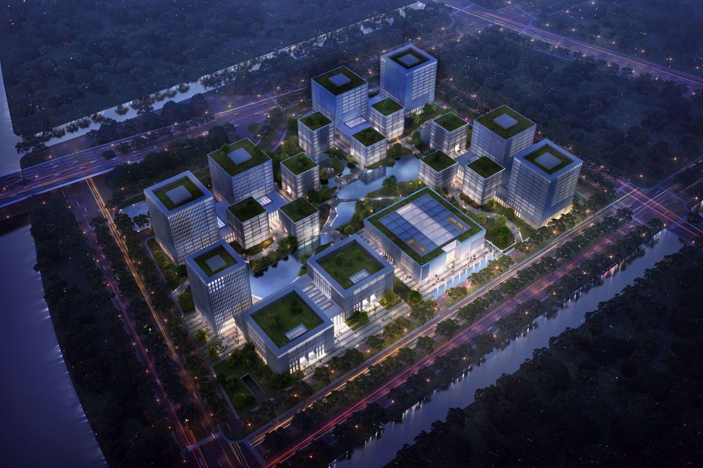 gmp-Wins-Competition-for-Science-Complex-in-Suzhou-IGS-Magazine-Architecture-Press-Release-1