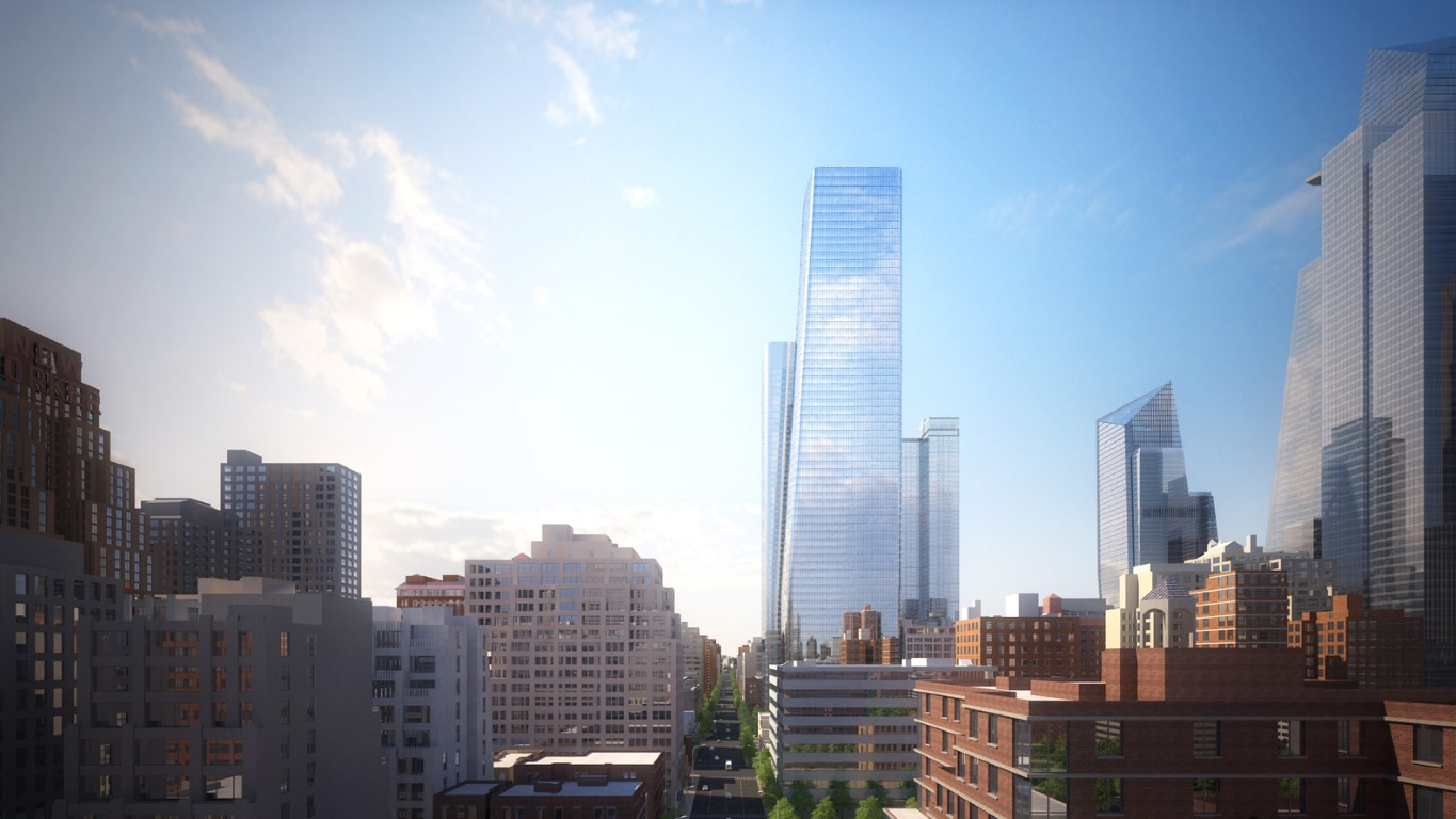 5 Mega-Projects Underway in NYC | IGS