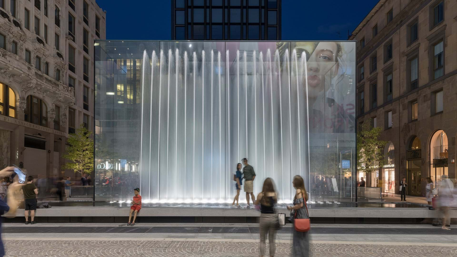 Apple Store-Milan-Foster and Partners-IGS Magazine-Press Release-2
