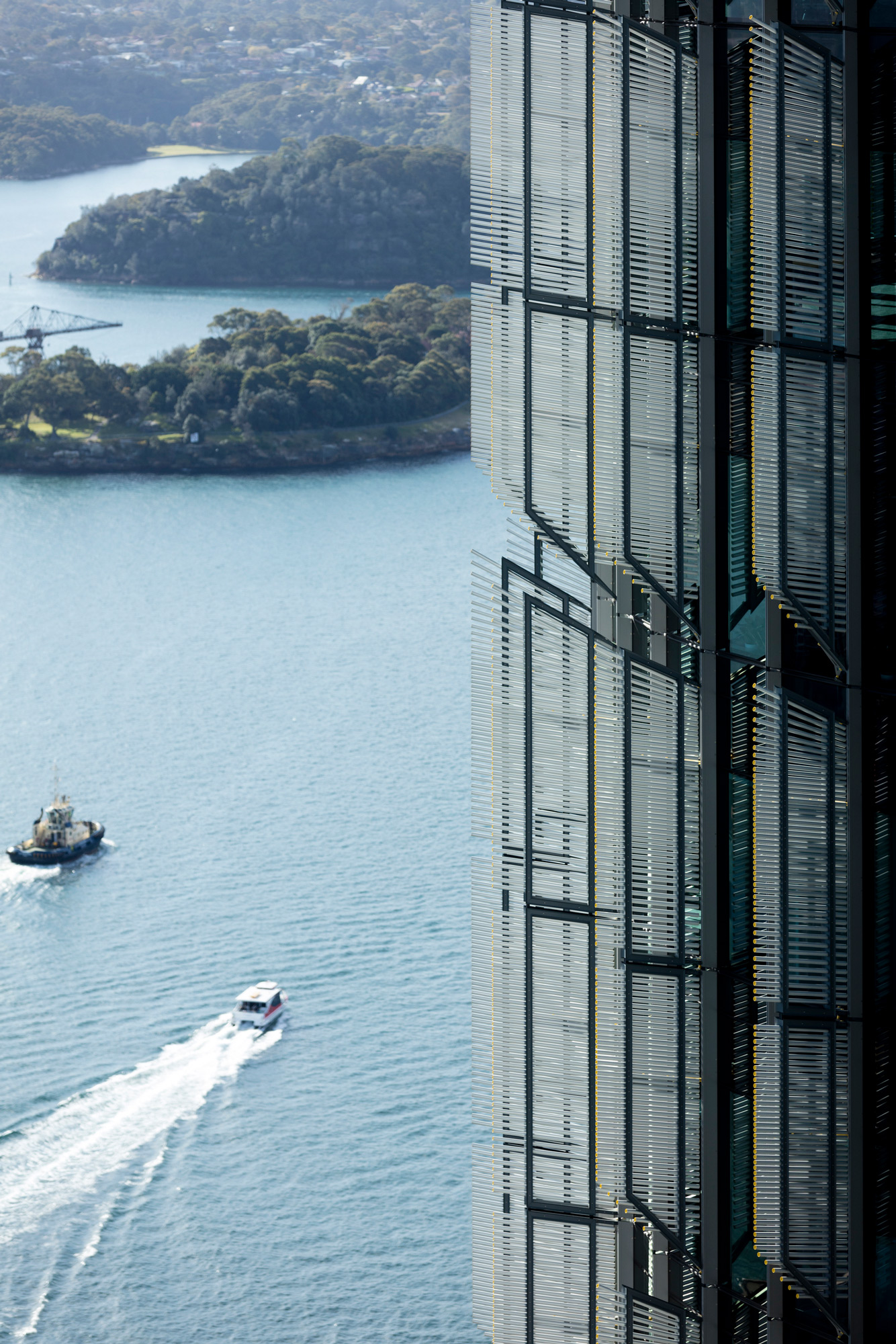 International Towers Sydney - IGS Magazine - Projects - Rogers Stirk Harbour + Partners - 1