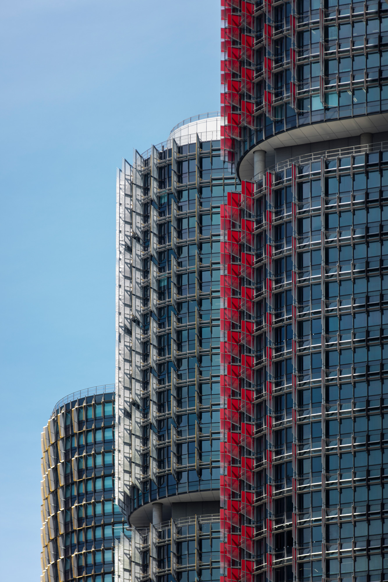 International Towers Sydney - IGS Magazine - Projects - Rogers Stirk Harbour + Partners - 3