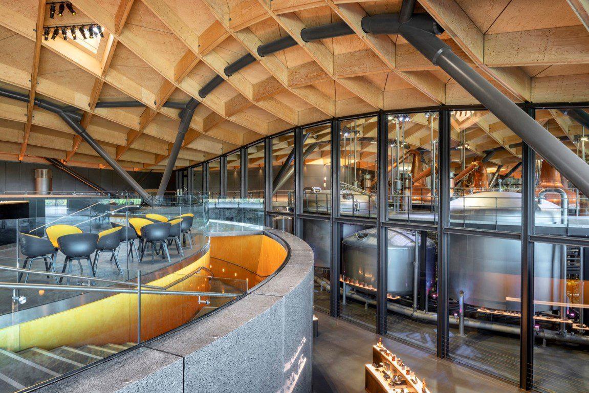 Macallan Distillery for RSH-P