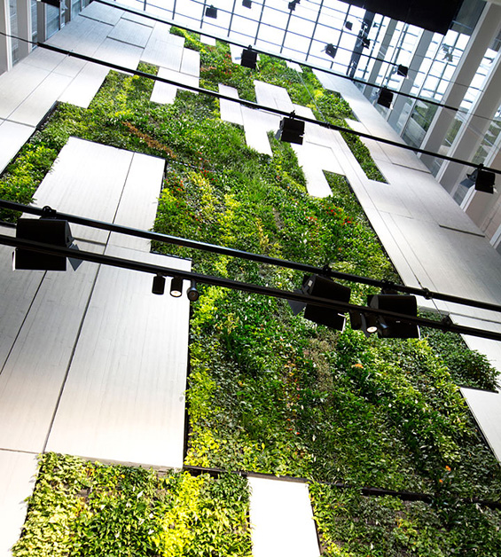 Green Walls - How Technology Brings Nature Into Architecture - IGS Magazine - opinion - 11