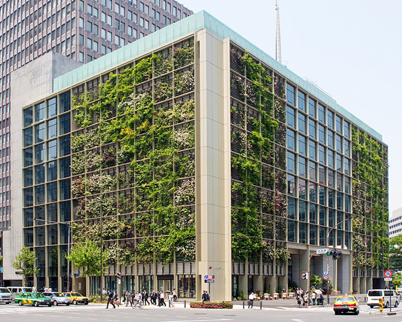 Green Walls - How Technology Brings Nature Into Architecture - IGS Magazine - opinion - 7