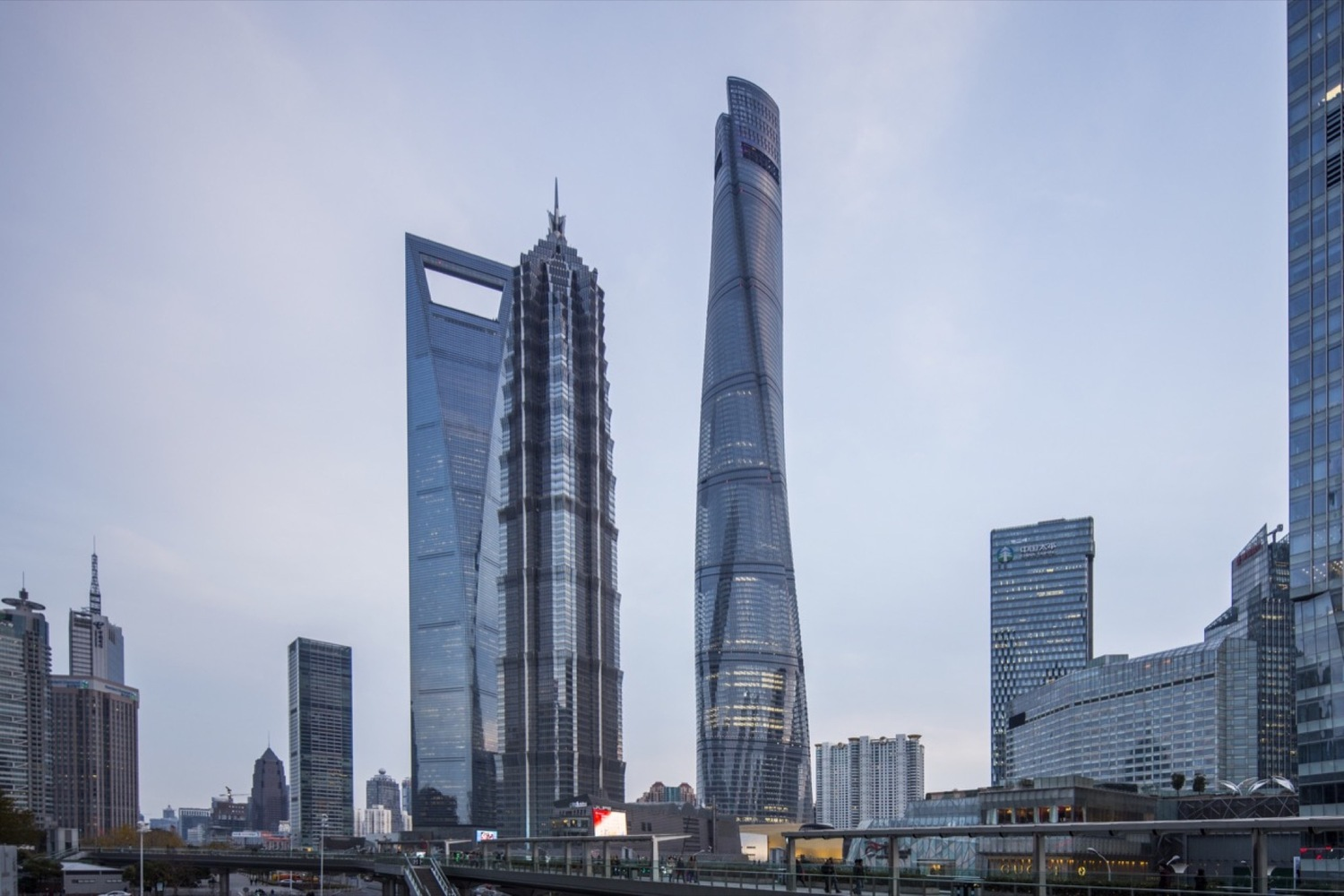 Shanghai tower - gensler - igs magazine - projects - 1