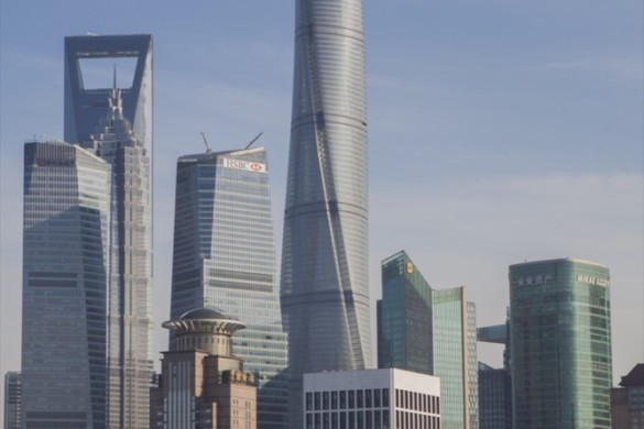 Shanghai Tower | Gensler