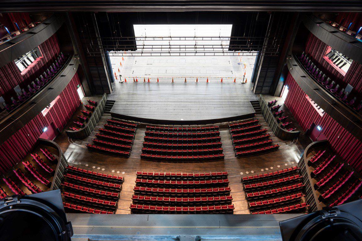 National Kaohsiung Center for the Arts - igs through the lens - mecanoo - 13