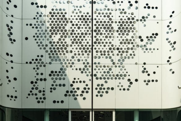 National Kaohsiung Center for the Arts - igs through the lens - mecanoo - 14