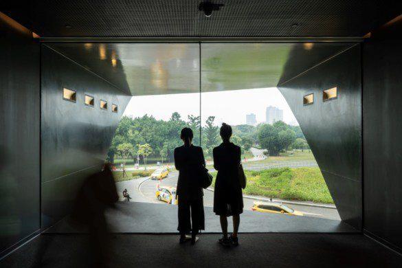 National Kaohsiung Center for the Arts - igs through the lens - mecanoo - 2