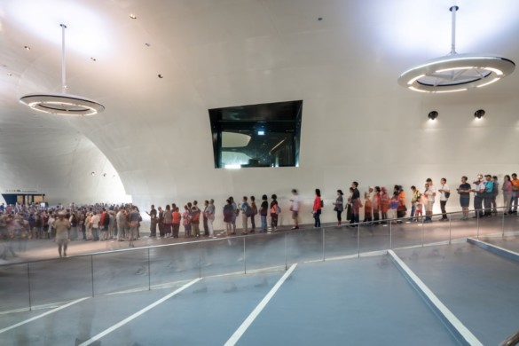 National Kaohsiung Center for the Arts - igs through the lens - mecanoo - 6