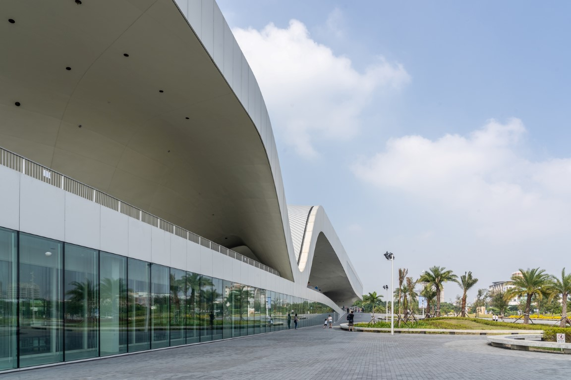 National Kaohsiung Center for the Arts - igs through the lens - mecanoo - 9