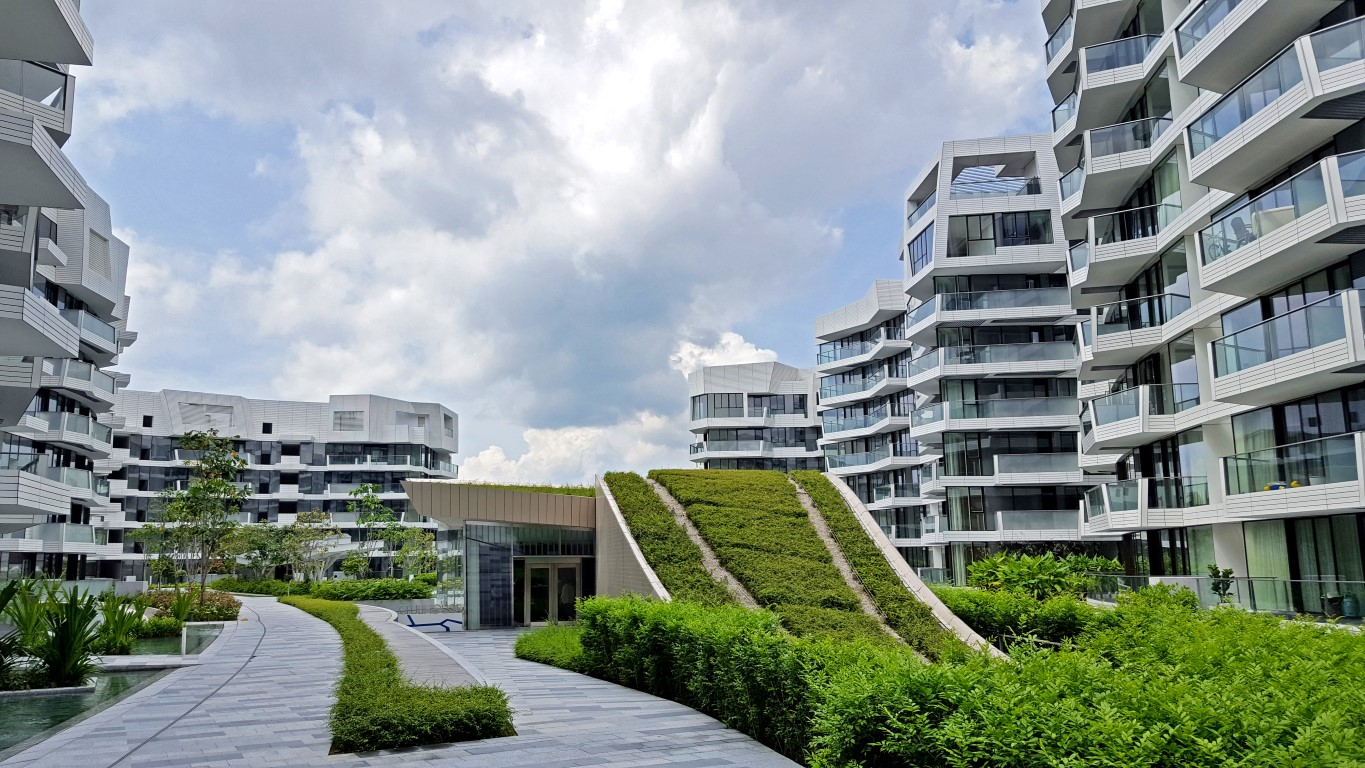 Corals Residences Singapore Studio Libeskind