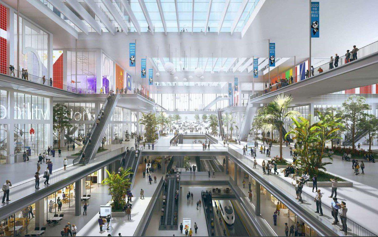 Henning Larsen Among Winning Teams to Design Shenzhen Bay Headquarters City in China - 6