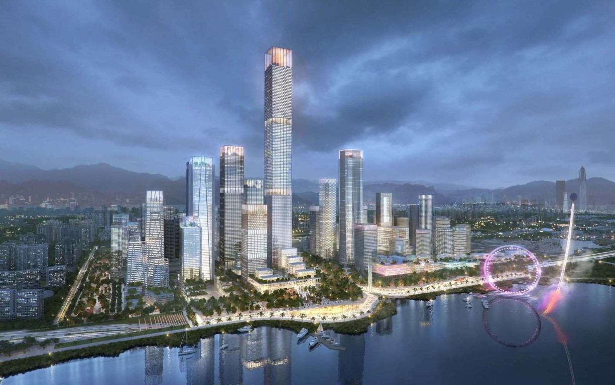 Henning Larsen Among Winning Teams to Design Shenzhen Bay Headquarters City in China - 7